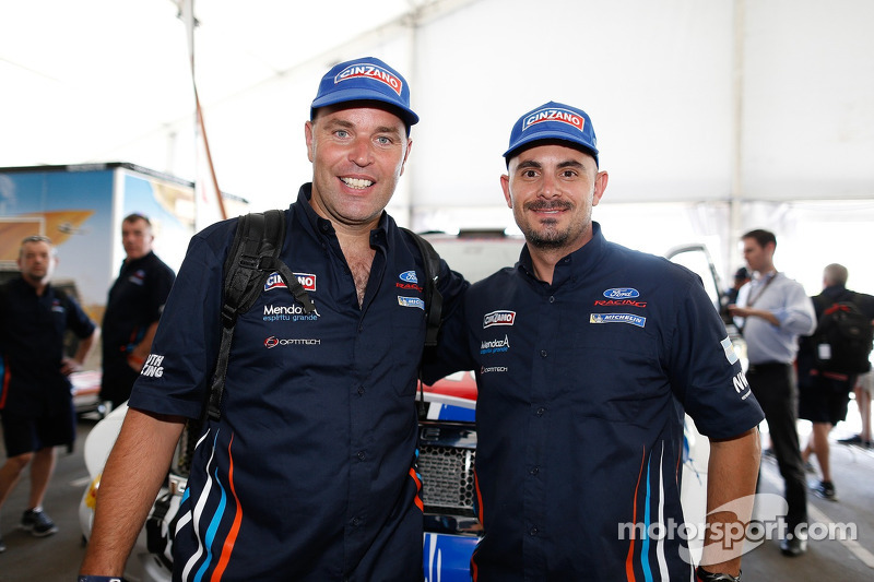 Alvarez on a charge, Visser out of Dakar