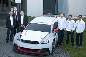 Citroën completes test at Abu Dhabi