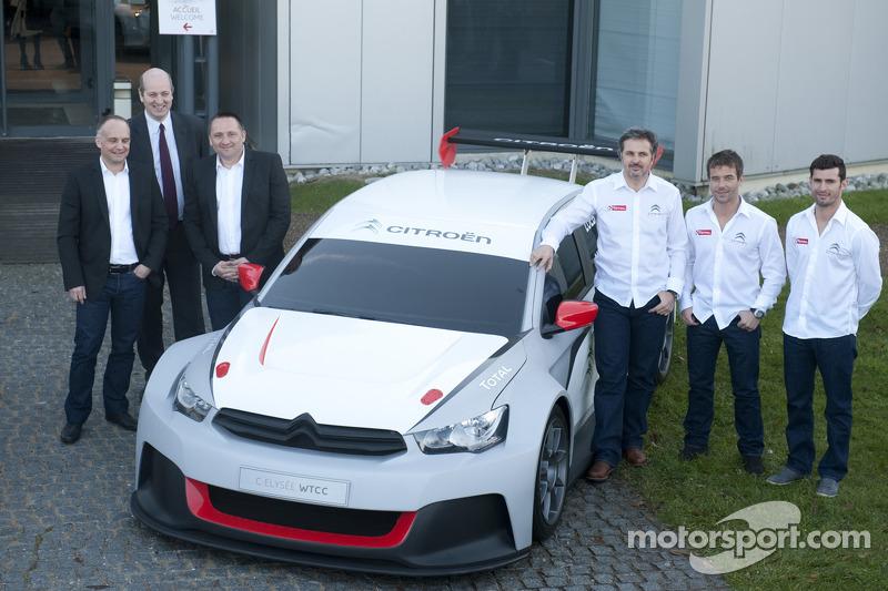 Citroën completes test at Abu Dhabi