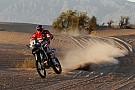 Israel Esquerre prepares for Dakar attack