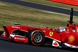 Formula 1 Breaking news Ferrari not abandoning 'pullrod' layout for 2014