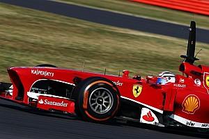 Formula 1 Breaking news Ferrari not abandoning 'pullrod' layout for 2014