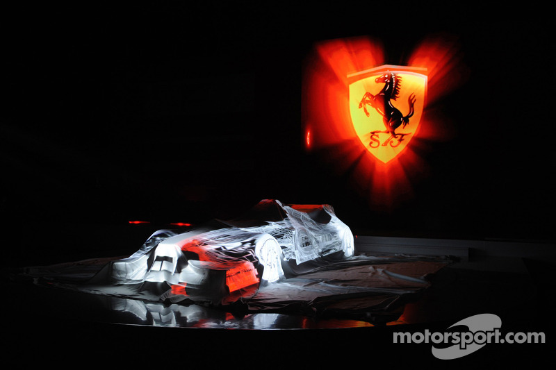 Ferrari to reveal 2014 car next week