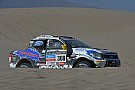 Strong show from Argentine Alvarez in arid Atacama by Team Ford Racing