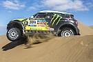 The MINI ALL4 Racing dominates the 2014 Dakar Rally