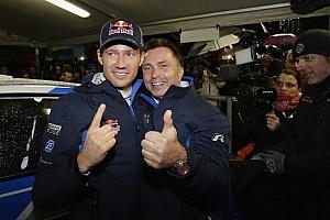 WRC Leg report Ogier takes commanding Rallye Monte Carlo victory