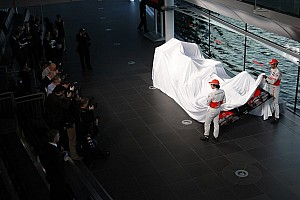 Formula 1 Breaking news No orange for McLaren after Dennis return