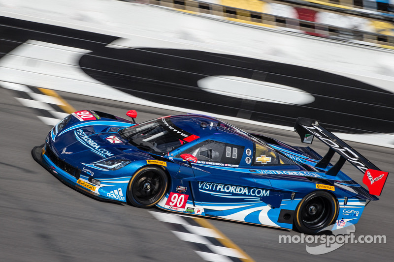 Westbrook leads prototype, Risi Ferrari fastest GTLM in final practice at Daytona
