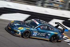 Team Seattle-The Heart of Racing is 10th after 12 hours of Rolex 24