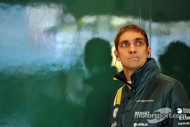 Petrov's DTM seat chances '60pc' - Wolff