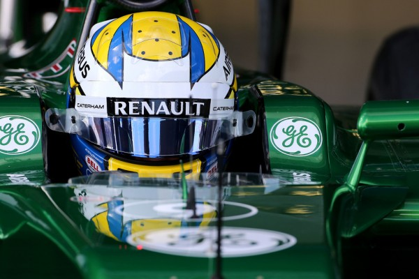 No more burgers for F1 rookie Ericsson