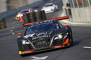 Belgian Audi Club Team WRT enters four Audi R8 LMS Ultra in the Blancpain GT Series