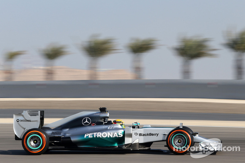 Berger 'not surprised' by Mercedes' fast start
