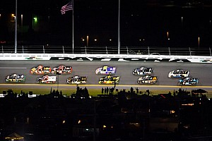 NASCAR Truck Commentary A tail gate party at Daytona