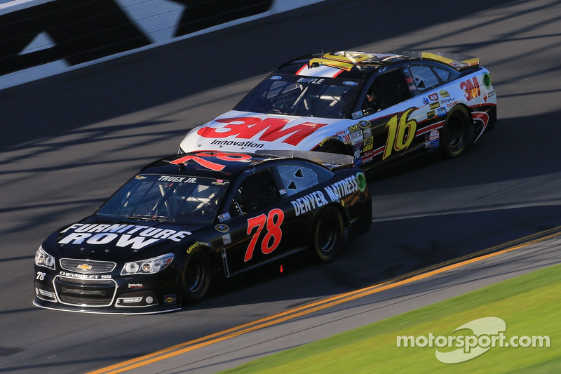 Martin Truex Jr. ready for Daytona again