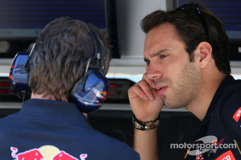 Toro Rosso finishes frustrating week at the Sakhir circuit