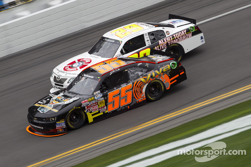 Disappointing 27th place finish for Viva Motorsport on Daytona 300