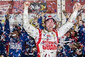 NASCAR Sprint Cup Commentary Earnhardt was determined to seize the moment in Daytona 500