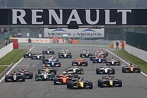Thirteen teams selected for the 2014 Formula Renault 3.5 Series season