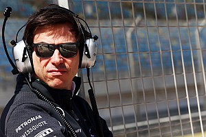 Formula 1 Analysis 'Humility not jubilation' says Mercedes' Wolff
