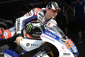 Yamaha complete second test day in Sepang