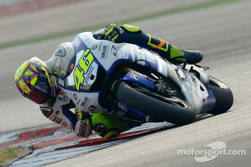 Rossi and Pedrosa inseparable on final day of Sepang MotoGP test