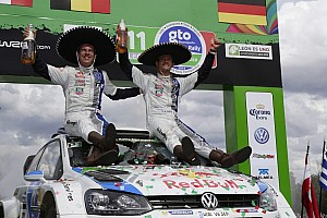 Ogier takes dominant Rally Mexico victory