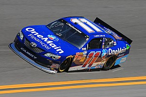 Elliott Sadler heads to the last coliseum