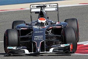 McGregor premium partner of the Sauber F1 Team