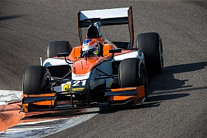 Jon Lancaster tops final day at Yas Marina
