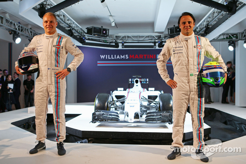 Bottas prefers Massa over ex-teammate Maldonado