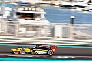 Jolyon Palmer goes fastest in pre-season testing in Abu Dhabi