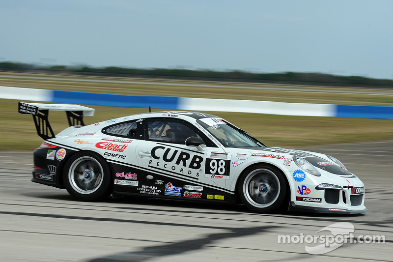 Strong start to IMSA GT3 Cup Challenge USA by Yokohama season for Competition Motorsports