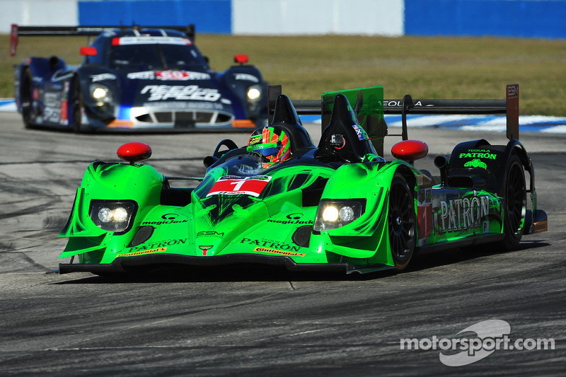 Honda finish second at Sebring
