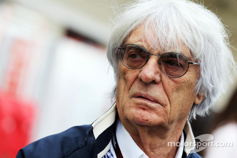 Ecclestone admits 2014 could be last as F1 supremo