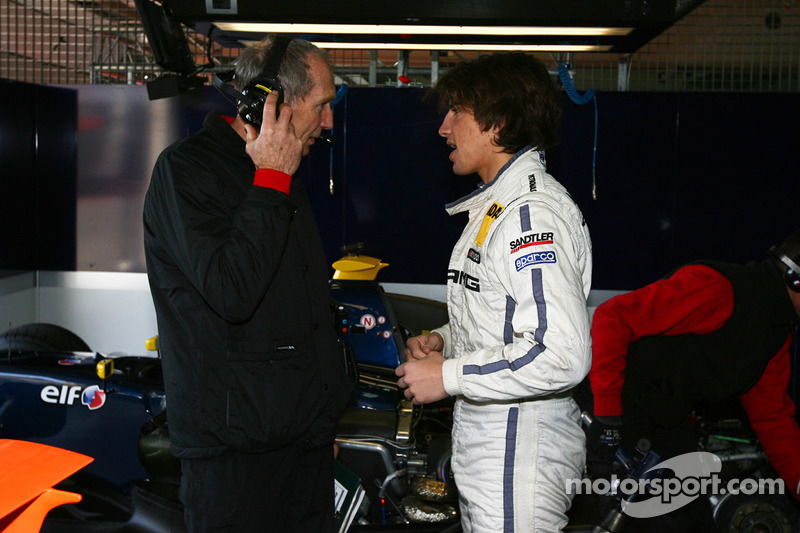 Zeta Corse and Merhi up their game in Day 1 of Jerez WSR testing