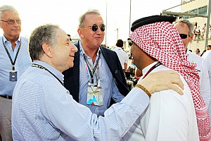 Todt denies favouring Middle East races