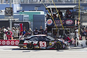 NASCAR Sprint Cup Race report Ryan Truex sees success in Martinsville
