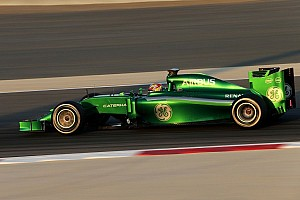 Formula 1 Breaking news Caterham not just after 'quick money' - Frijns