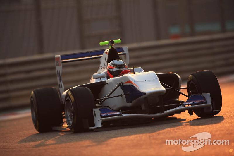 Hilmer Motorsport signs Ivan Taranov for GP3 Series