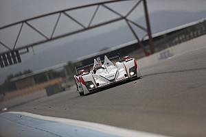 JOTA Sport enjoys successful ELMS official 'test'