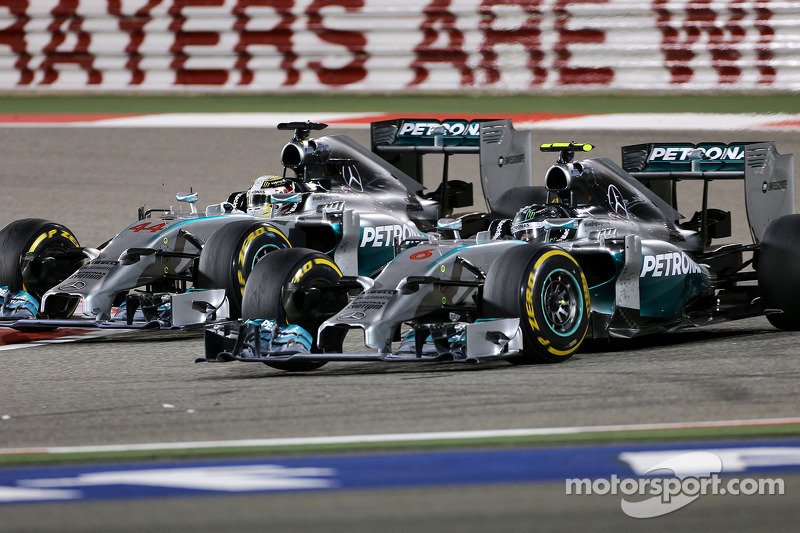 Mercedes denies Lowe call was 'team order'
