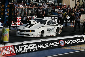 NHRA Preview Shane Gray feeling at home as NHRA heads to zMAX Dragway