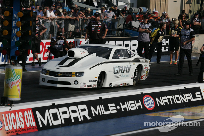 Shane Gray feeling at home as NHRA heads to zMAX Dragway