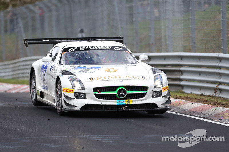 Primat qualifies for Nurburgring 24 Hours ahead of Blancpain Endurance Series opener
