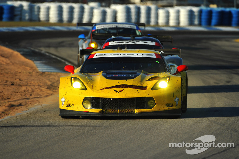 Magnussen aiming for strong Long Beach weekend for Corvette