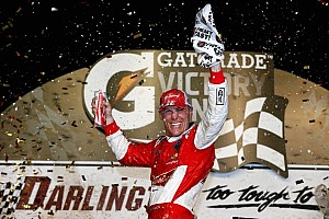 NASCAR Sprint Cup Race report Kevin Harvick wins Sprint Cup race at Darlington