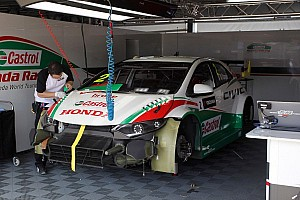WTCC Race report Marrakesh: Honda's race to race is go!