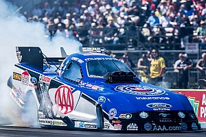 NHRA Race report Hight, Brown, Alund and Hines claim wins at the Four-Wide Nationals