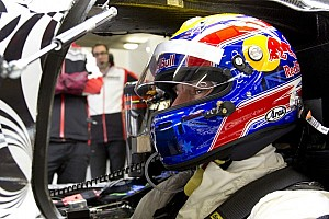 2014 Le Mans 24 simulator session for Mark Webber